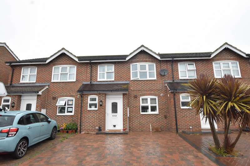 3 Bedrooms Terraced House for sale in Bridgemere Road, Eastbourne