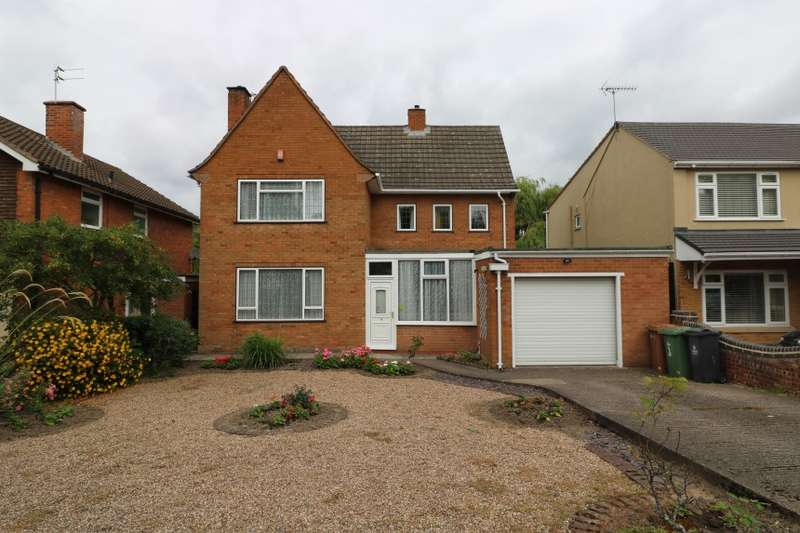 Detached House for sale in 9 Springvale Avenue, Walsall, West Midlands