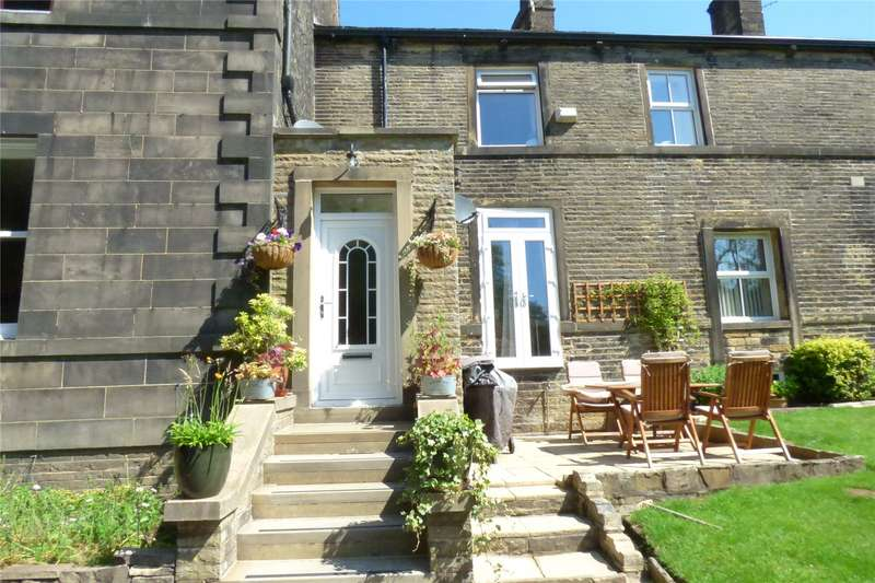 3 Bedrooms Terraced House for sale in Milnrow Road, Shaw, Oldham, OL2