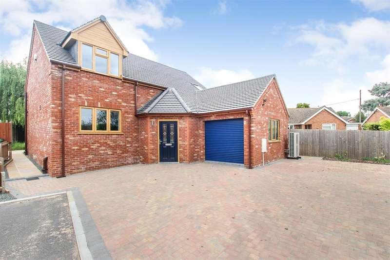 4 Bedrooms Detached House for sale in Fairlea Close, Bosbury Road, Cradley, Malvern, WR13