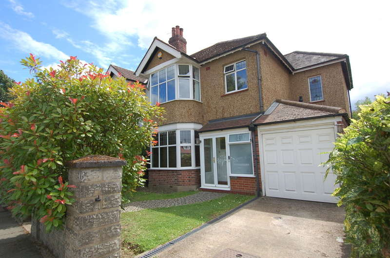 4 Bedrooms Semi Detached House for sale in Hampton Hill
