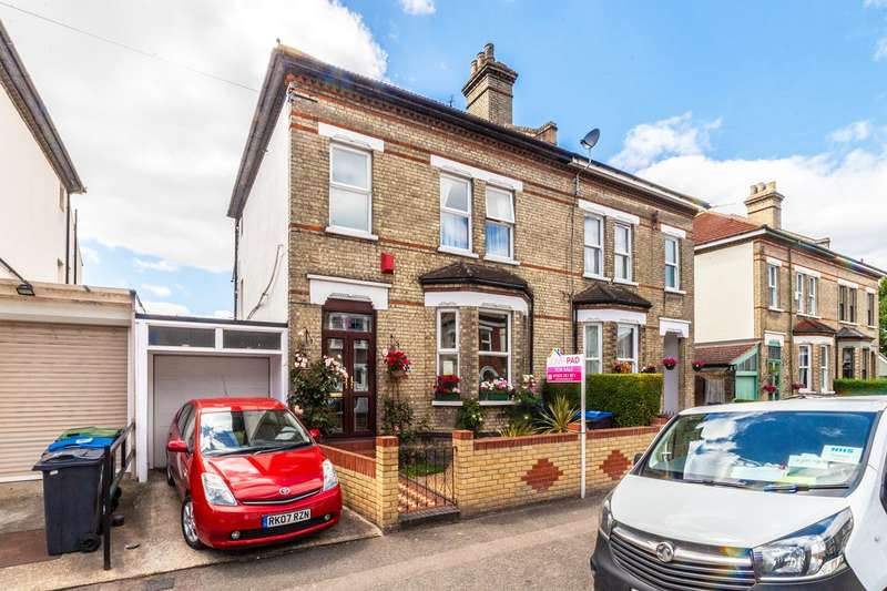 4 Bedrooms Semi Detached House for sale in Quadrant Road, Thornton Heath, CR7