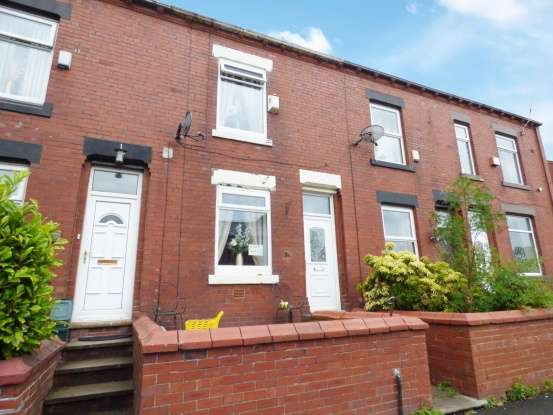 Terraced House for sale in Alva Road, Oldham, Greater Manchester, OL4 2NS
