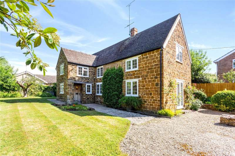 3 Bedrooms Detached House for sale in Townsend Lane, Upper Boddington, Daventry, Northamptonshire, NN11