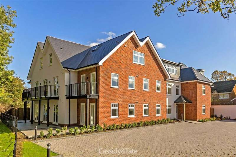 2 Bedrooms Property for sale in Heath Farm Lane, St. Albans, Hertfordshire - AL3 5AE