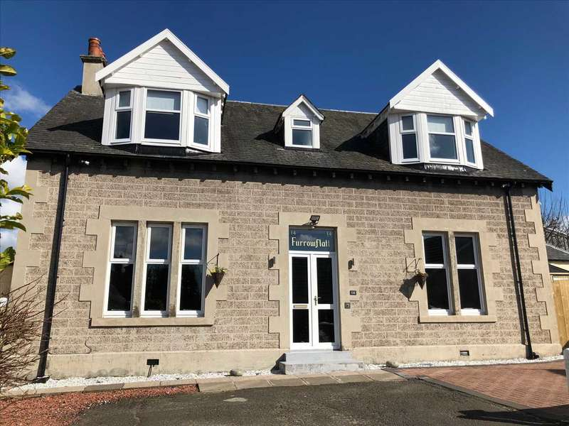 4 Bedrooms Detached House for sale in Portland Place, Lanark