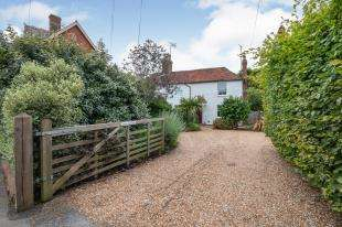 2 Bedrooms Semi Detached House for sale in London Road, London Road, Hurst Green, Etchingham