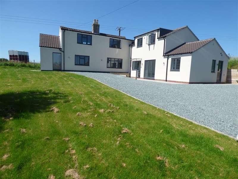 4 Bedrooms Detached House for sale in Dams Lane, Belchford, Horncastle, LN9 6LH