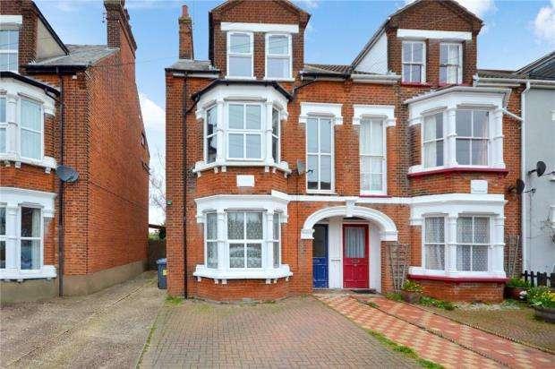 5 Bedrooms Terraced House for sale in Cobbold Road, Felixstowe, Suffolk