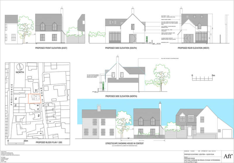 2 Bedrooms Land Commercial for sale in Ship Road, Burnham-on-Crouch