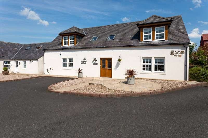 4 Bedrooms Detached House for sale in The Barn, Gowanpark, By Ochiltree, East Ayrshire, KA18