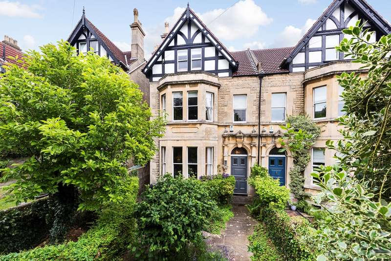 5 Bedrooms Semi Detached House for sale in Lansdown Road, Bath, BA1