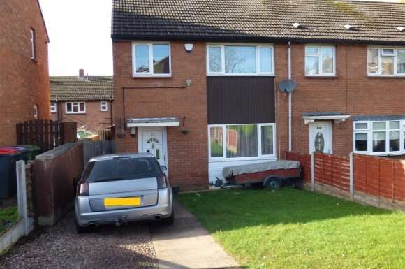 3 Bedrooms Detached House for sale in Springhill Crescent, Madeley, Telford