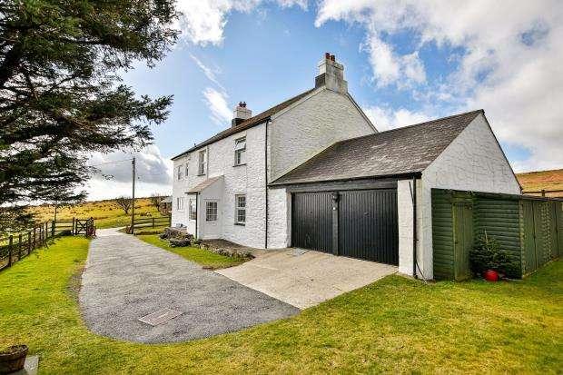 5 Bedrooms Detached House for sale in Pensilva, Liskeard, Cornwall