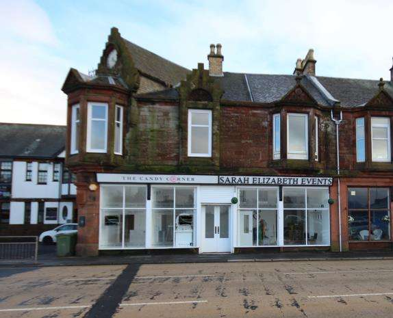 Shop Commercial for rent in Low Glencairn Street, Kilmarnock, KA1