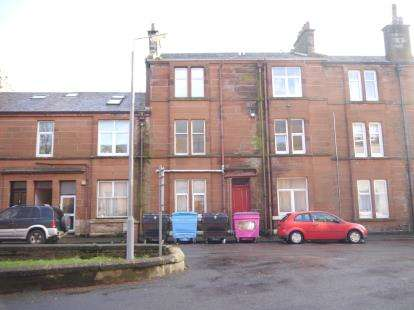 1 Bedroom Flat for sale in Seamore Street, Largs