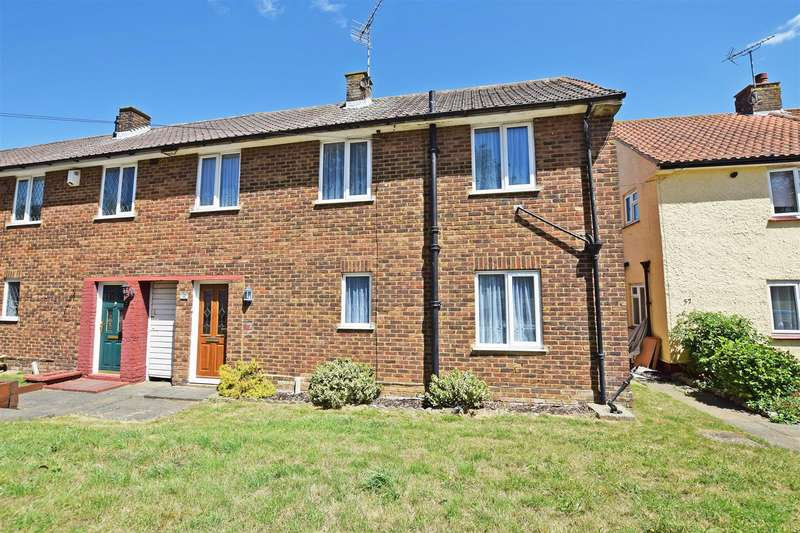 3 Bedrooms End Of Terrace House for sale in Allington Road, Gillingham