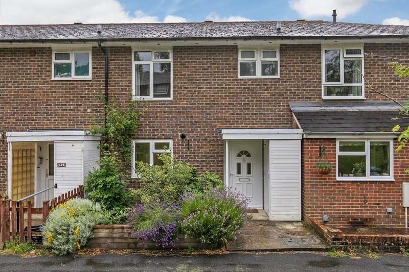 3 Bedrooms Terraced House for sale in Coney Green, Abbotts Barton, Winchester, SO23