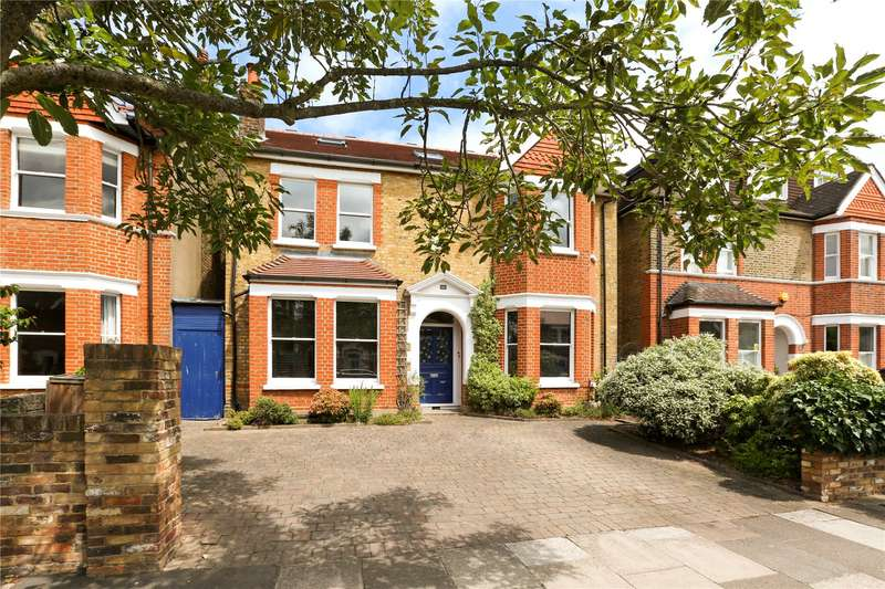 5 Bedrooms Detached House for sale in Culmington Road, Ealing, W13