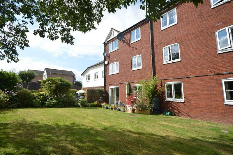 1 Bedroom Retirement Property for sale in Townsend Court, Green Lane, Leominster