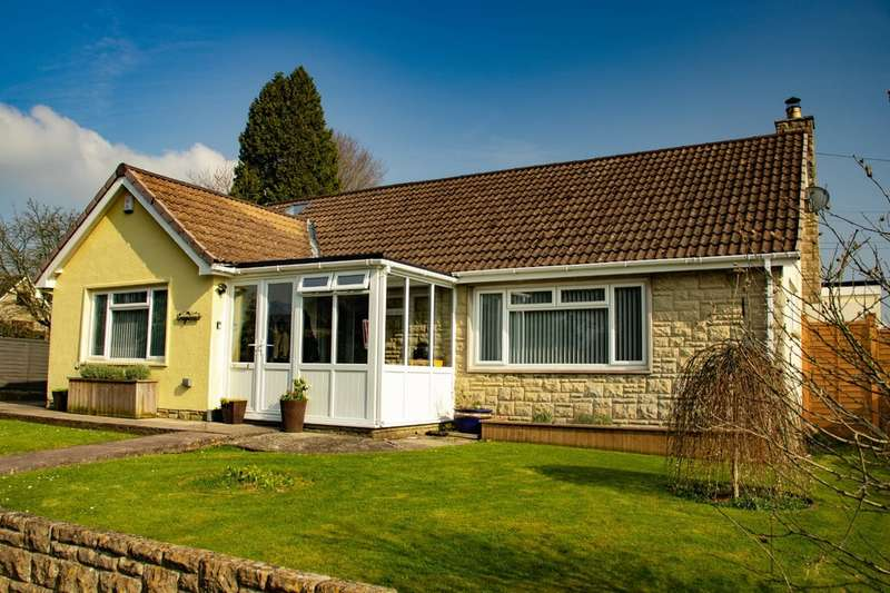 5 Bedrooms Detached Bungalow for sale in East Horrington, Wells