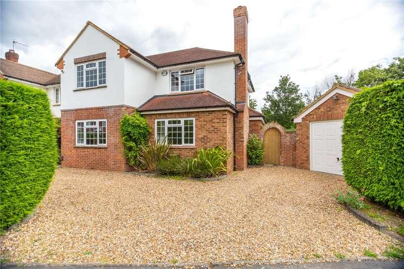 Semi Detached House for sale in Cabrera Avenue, Virginia Water, Surrey, GU25