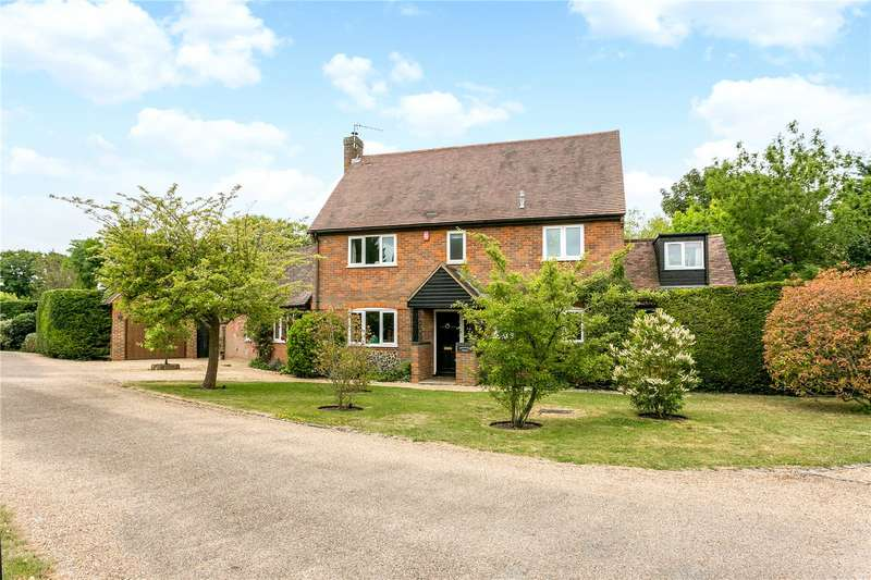 6 Bedrooms Detached House for sale in Old Manor Close, Askett, Princes Risborough, Buckinghamshire, HP27