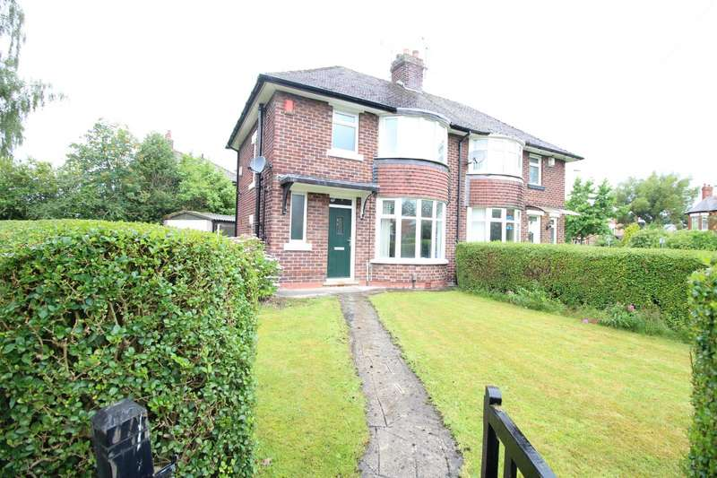 2 Bedrooms Semi Detached House for sale in Roundwood Road, Northenden, Greater Manchester, M22