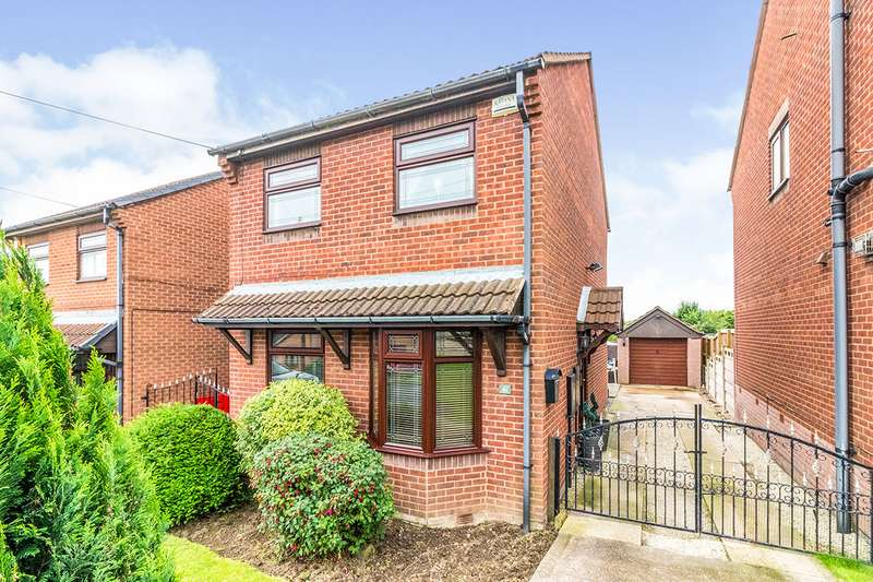 3 Bedrooms Detached House for sale in Caraway Grove, Swinton, Mexborough, South Yorkshire, S64