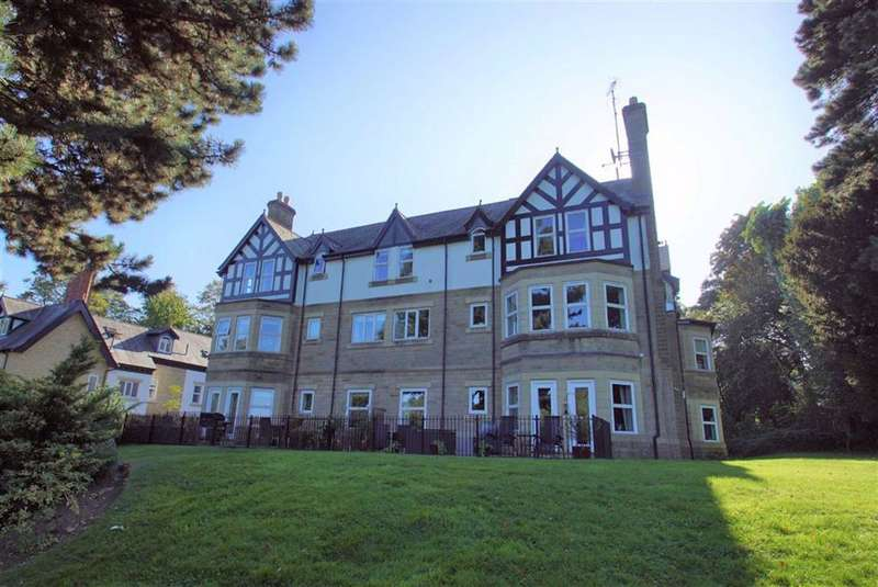 2 Bedrooms Flat for sale in Parc Mont, Park Avenue, LS8