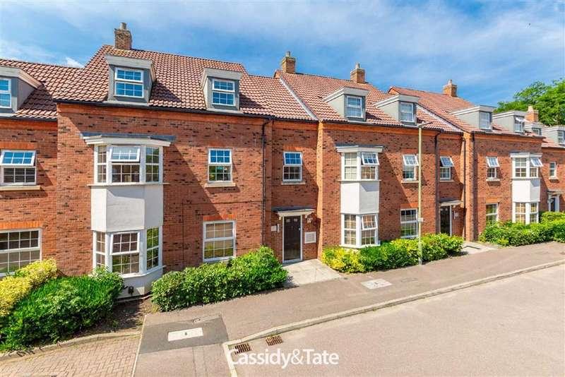 1 Bedroom Property for sale in Sefton Court, Welwyn Garden City, Hertfordshire - AL8 6WW