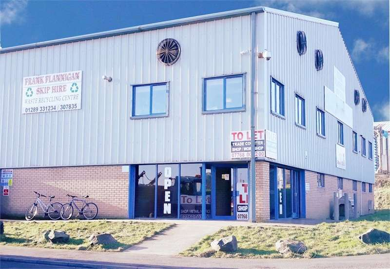 Commercial Property for rent in Trade Counter/ Retail Outlet, 1 Sea View, Ramparts Business Park, Berwick-upon-Tweed, Northumberland