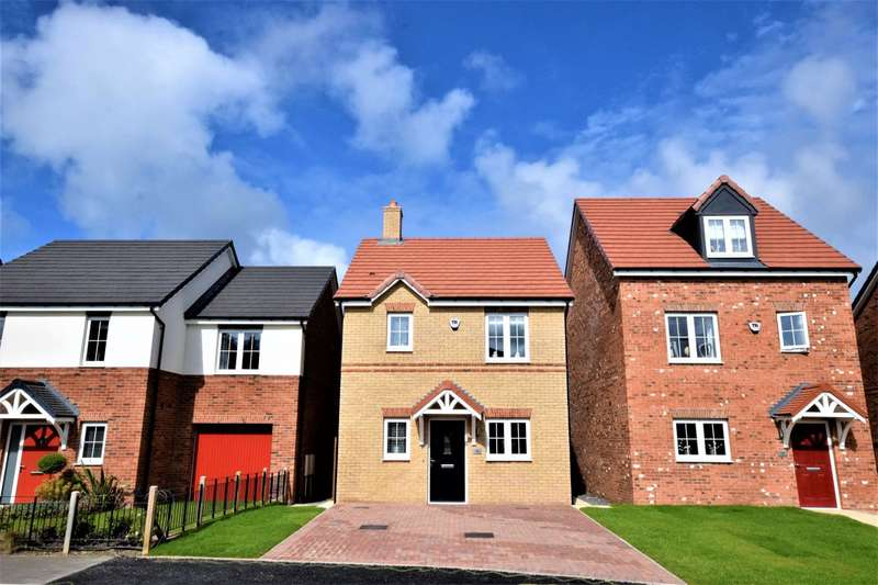 3 Bedrooms Detached House for sale in Wood Avens Village, Wingate, County Durham, TS28 5JZ