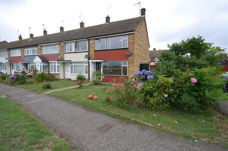 3 Bedrooms End Of Terrace House for sale in Corringham Road, Corringham