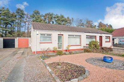 2 Bedrooms Bungalow for sale in Cliffburn Gardens, Broughty Ferry