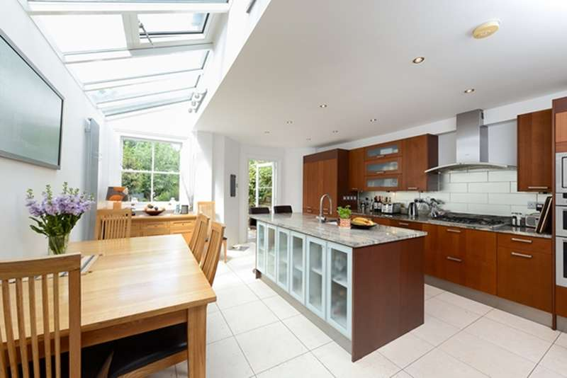 4 Bedrooms Terraced House for sale in Tritton Road, Dulwich