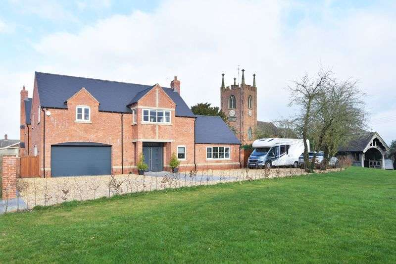 4 Bedrooms Property for sale in Church View House, Seighford, Staffordshire