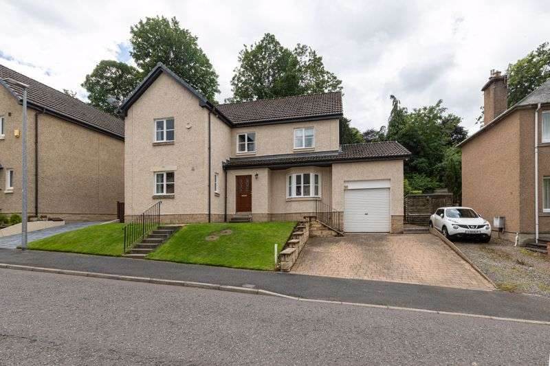 4 Bedrooms Property for sale in 7 Annfield Gardens, Galashiels