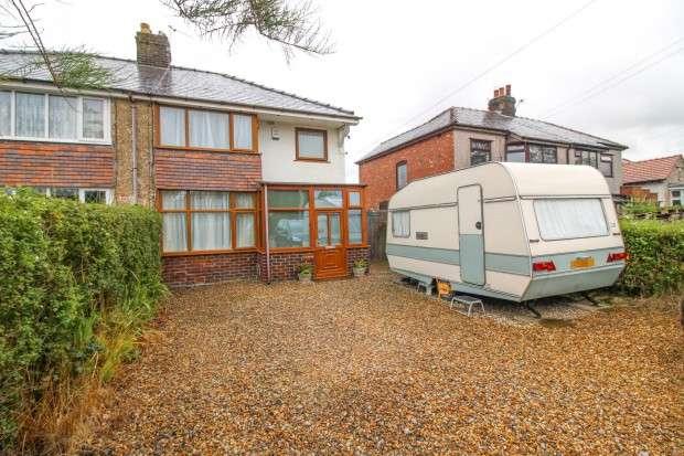 3 Bedrooms Semi Detached House for sale in Victorinus Green Meadow Lane, Poulton-le-Fylde, FY6