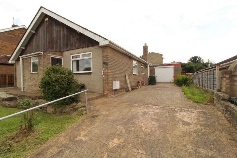 3 Bedrooms Detached Bungalow for sale in Harrop Drive, Swinton, Mexborough, South Yorkshire, S64