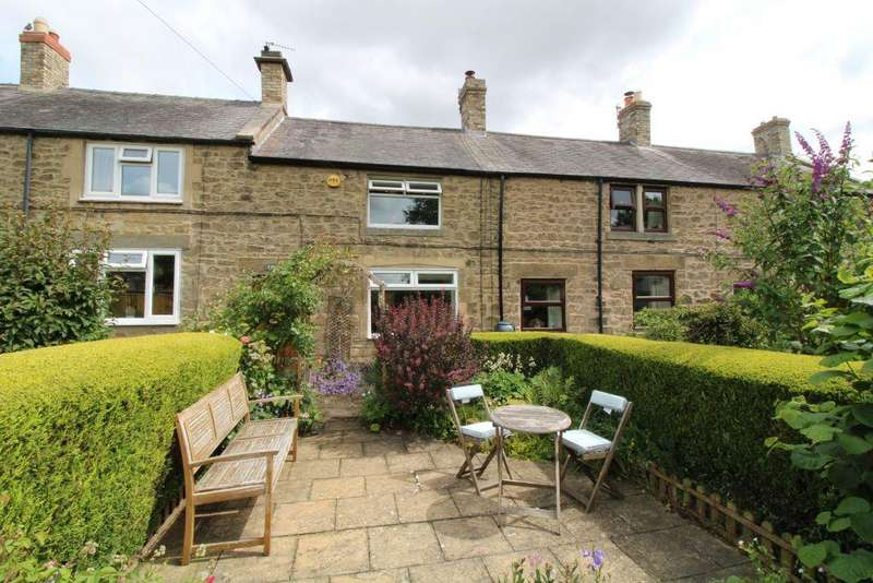 2 Bedrooms Terraced House for sale in Blue Row, Heddon-On-The-Wall, Newcastle Upon Tyne, Northumberland
