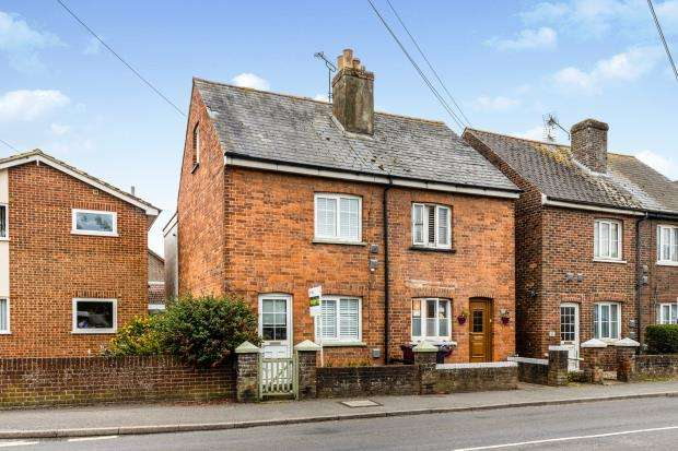 3 Bedrooms Semi Detached House for sale in Hermitage, Emsworth, Hampshire