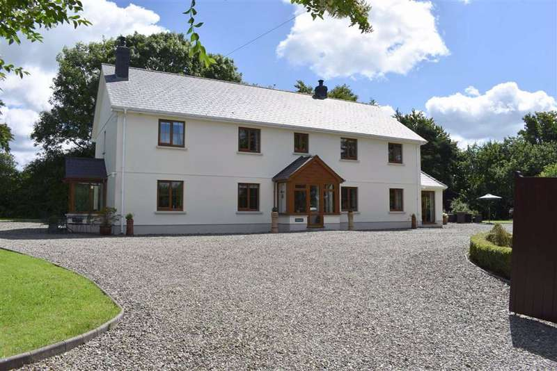 6 Bedrooms Detached House for sale in Barley Mow, Lampeter