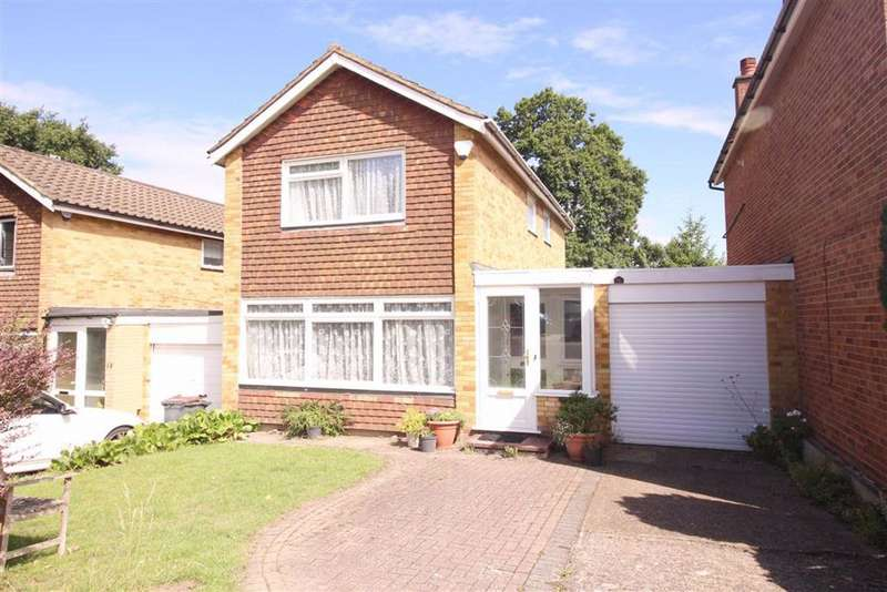 3 Bedrooms Link Detached House for sale in White Oak Drive, Beckenham, BR3