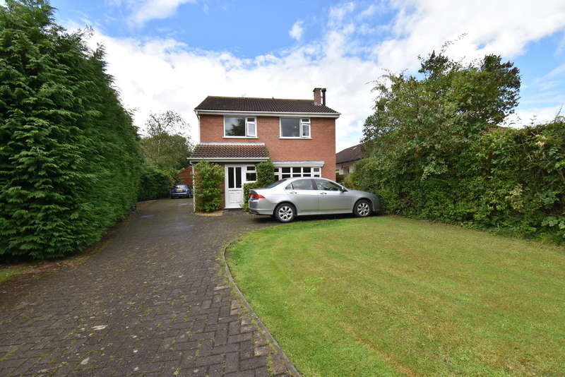 4 Bedrooms Detached House for sale in St. Helens Close, Morton On Swale, Northallerton
