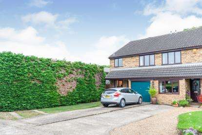 3 Bedrooms Semi Detached House for sale in Riverside Court, Biggleswade, Bedfordshire