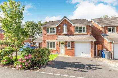 4 Bedrooms Detached House for sale in The Vineyard, Walton-Le-Dale, Preston, Lancashire