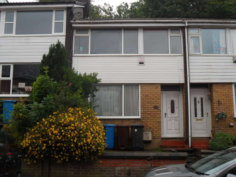 3 Bedrooms Town House for sale in Sharples Hall Street, Waterhead
