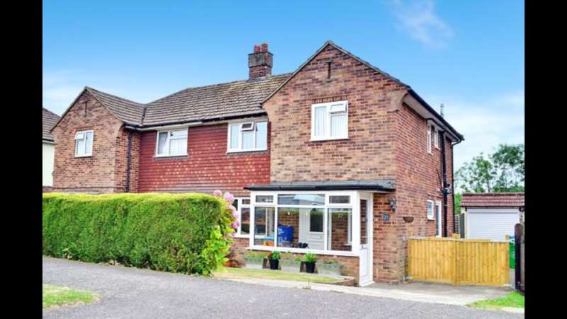 3 Bedrooms Semi Detached House for sale in Easter Way, South Godstone, Godstone, RH9