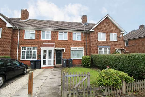 Terraced House for sale in Brompton Road, Birmingham, Staffordshire, B44 9PL